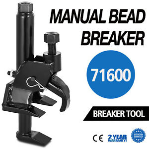 Manual Tire Bead Breaker 71600 New Version Pro Fast Wrench