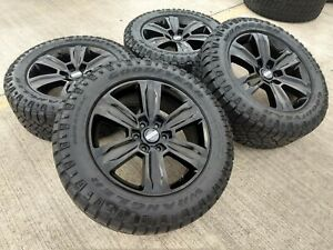 20 Ford F 150 Expedition Oem Rims Wheels Tires At Black New 2018 2019 10004 New