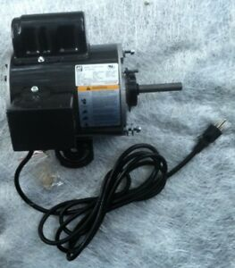 Tpi Industrial Fan Replacement Motor Ck48hf12js26 Hp 1 3 Volts 115 New