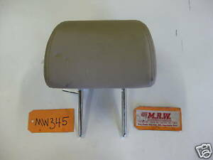99 Saab 9 5 Front Seat Headrest Head Rest Tan Beige Car Leather Side Left Right
