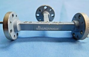 Wr15 Ultramicrowave Millimeter Waveguide E Plane Tee 50 75 Ghz