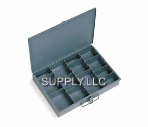 Steel Bin Shelving 9 Pigeonhole Drawer Compartments Parts Fittings Nut Bolt