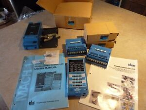 Nos Lot Idec Mach 1 Programmable Controller W user Manual Base Inputs