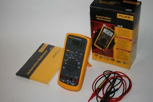 Perfect Fluke 88 V 5 Automotive Multimeter