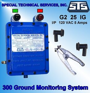 Ground Monitoring System Sts 300 Series Special Technical Services G2 25 1g