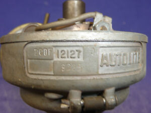 Survivor Original 1970 Ford Torino Cobra 429 Scj 4 Speed Dual Point Distributor