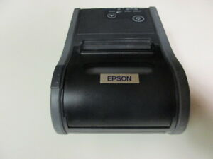 Epson Tm p60 Model M196b Mobile Bluetooth Thermal Printer