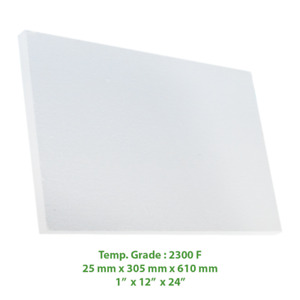 Thermal Insulation Board 2300f 1 X 12 X 24