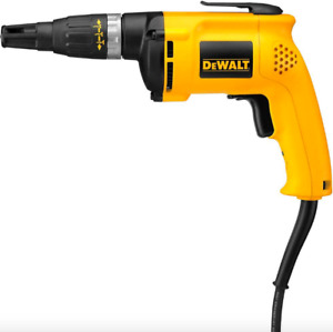 Dewalt High Variable Speed Reversible Drywall Screwgun Screw Gun Drill Tool New