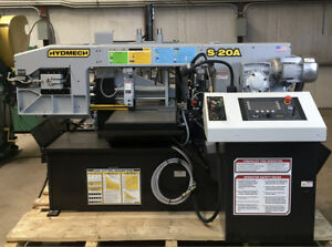 New Hyd Mech Band Saw S 20a