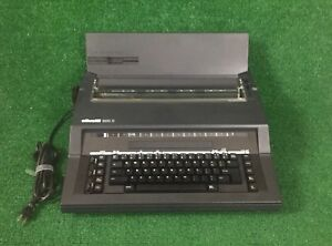 Excellent Olivetti 900x Electronic Typewriter Tested Working