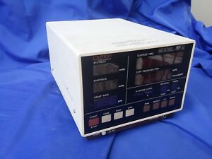 Quinton 412 Stress Test Monitor Medical Patient Monitoring