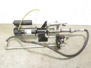 Binks Infinity 30 1 Model No 812345 Air Pneumatic Piston Pump Paint Sprayer 2