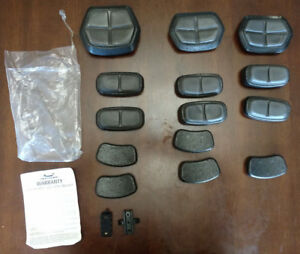 OPS CORE OCC DIAL LINER KIT 34 and 12 PADS Bundle + Spare pads