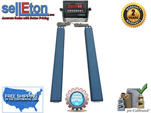 New Industrial Multi purpose High Quality 60 Weigh Bars Scale 20000 Lbs X 2 Lb