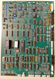 Gendex Orthoralix 8500 Pcb Gendex Part 124 0229