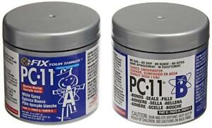 Pc Products 80115 Pc 11 Two part Marine Grade Epoxy Adhesive Paste 1 2 Lb