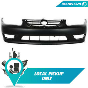 Local Pickup 2001 2002 Fits Toyota Corolla Front Bumper Cover Primed To1000217oe