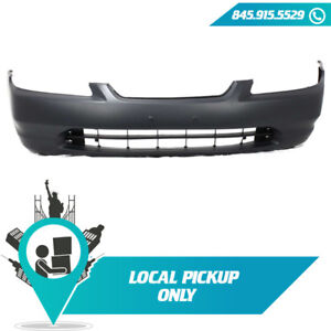 Local Pickup 2001 02 Fits Honda Accord Front Bumper Cover Primed Coupe Ho1000195