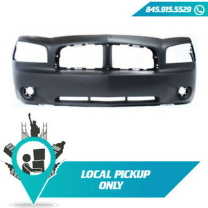 Local Pickup 2006 2010 Fits Dodge Charger Front Bumper Cover Primed Ch1000461