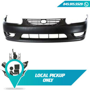 Local Pickup 2001 2002 Fits Toyota Corolla Front Bumper Cover Primed To1000217