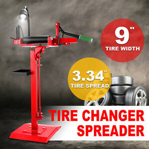 5 In 1 Manual Portable Hand Tire Changer Bead Breaker Tool Mounting Auto