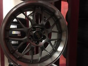 Bbs Rs gt Black Diamond 19 Inch