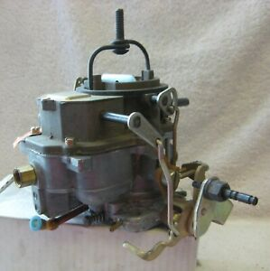 1976 Chrysler Carter Oem Carburetor Carb 8069s 318 2bbl