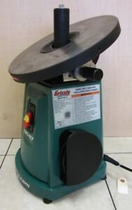Grizzly T26417 1 2 Hp Benchtop Oscillating Spindle Sander Local Pick up