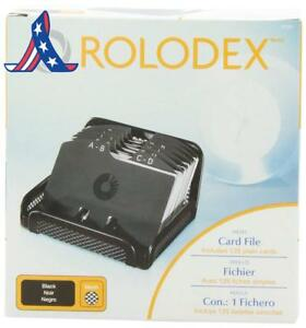 Rolodex Card File Mesh Open Business Card File 2 1 4 X 4 Box Of 1