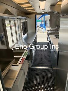Custom Made New Food Truck Commercial Kitchen free Delivery 571 251 3860