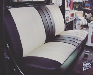 1953 1956 Ford Truck Custom Upholstery Seat Cover Bench Car Seat
