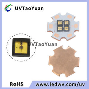 Led Deep Uvc 275nm Smd3535 4 Chip Duv Led High Power Led Chip For Disinfection