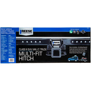 Reese Towpower Class Iii Multi fit Hitch
