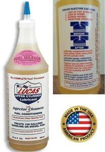 Lucas Fuel Treatment Injector Cleaner Upper Cylinder Lubricant Diesel Gas Engine