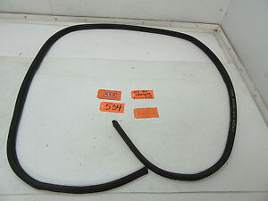 Fits 06 10 Pt Cruiser Hatch Rubber Seal Body Gasket Weather Strip Liftgate Trunk