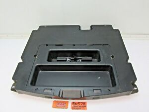 Trunk Floor Board Tool Box Tray Hatch Body Cover Trim Door Panel Carpet Mat Jack
