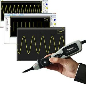 Hantek Pso2020 Usb Pen Type Digital Oscilloscope 20mhz Portable Logic Analyzer