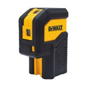 Dewalt Dw0822 Cross Line Laser Self leveling Measuring Tool With Case