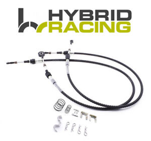 Hybrid Racing Shifter Cables 02 06 Acura Rsx k series Swap K20a a2 a3 z1 Gearbox