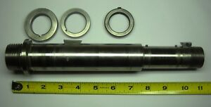 Atlas 10 Inch 12 Inch Lathe Babbit Bearing Spindle Collars And Nut Craftsman