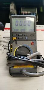 Extech 382860 True Rms Power Digital Multimeter Handheld