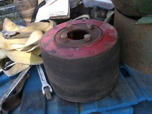Farmall H M 300 400 450 460 560 Belt Pulley Approx 11 Rough Inside