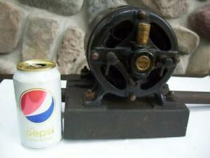 Antique Reynolds Electric 1 6 Horsepower A C Electric Motor 43243 S1a 53614