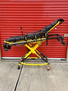Stryker Power Pro Xt 700 Lbs Ambulance Stretcher Cot Ferno Mx Ems Gurney 6500