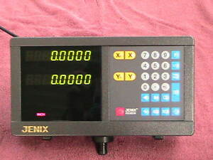 2 Axis Jenix Display To Replace Your Acu rite anilam Display W 6 Or 9 Pin Plug