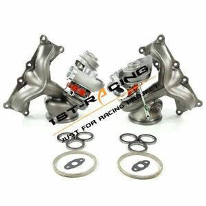 700hp Twin Turbos Td04l 17t Billet 6 6 State 3 For Bmw E90 E92 E93 135i 335i N54