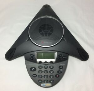 Polycom Soundstation Ip 6000 2201 15600 001 Hd Conference Audio Speakerphone