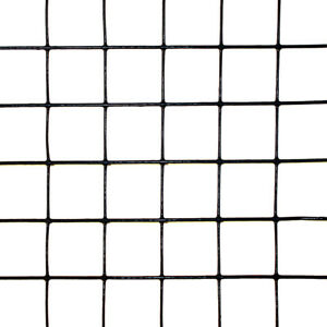 2 X 100 Welded Wire Fence 19 Ga Galvanized Pvc Coated Steel Animal Fencing