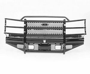 Ranch Hand Fbc031blr in Stock Legend Series Bumper 03 07 Chevy Silverado Hd